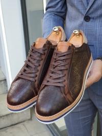 5302 Ayakkabı Kahve