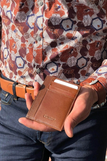 1092 cüzdan / Kartlık kahve - Aksesuar