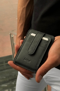 5121-y cüzdan / Kartlık Siyah