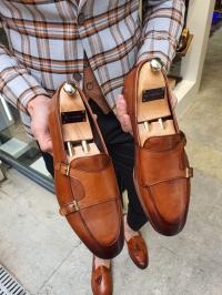 G010 Ayakkabı Taba