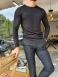 2004 Sardinelli Özel Üretim Uzun kollu Penye Siyah